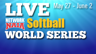 See each game of the NAIA Softball World Series on Stretch!